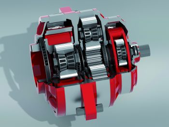 Main gearbox for wind turbines